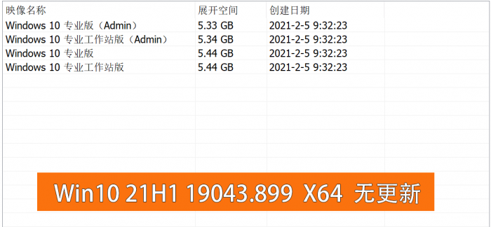 不忘初心Windows10精简版-大鹏资源网